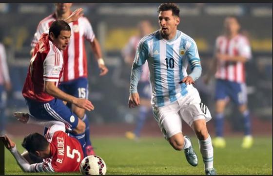 Nhận định Argentina – Paraguay: Khi Messi bùng nổ Ảnh 1