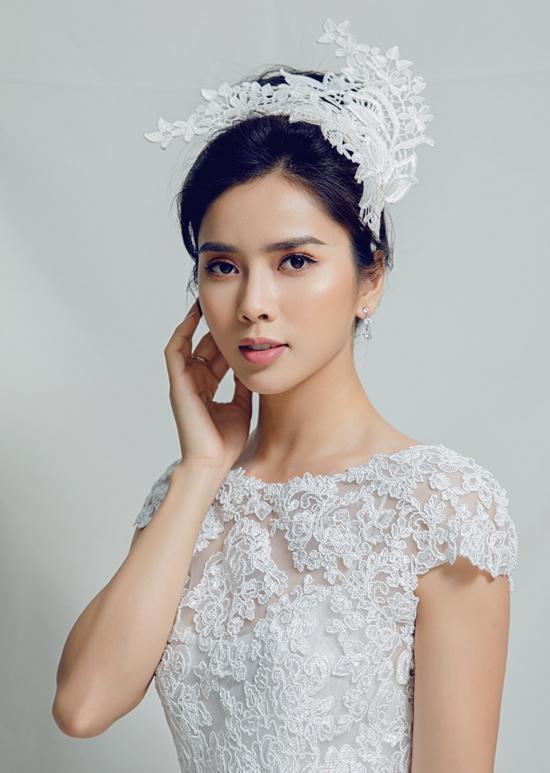 Bella Mai khoe vẻ đẹp yêu kiều, quý phái khác xa hình tượng 'đả nữ' Ảnh 6