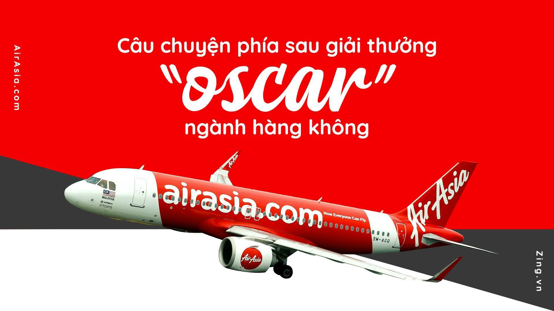 Câu chuyện phía sau giải thưởng 'Oscar' ngành hàng không Ảnh 1