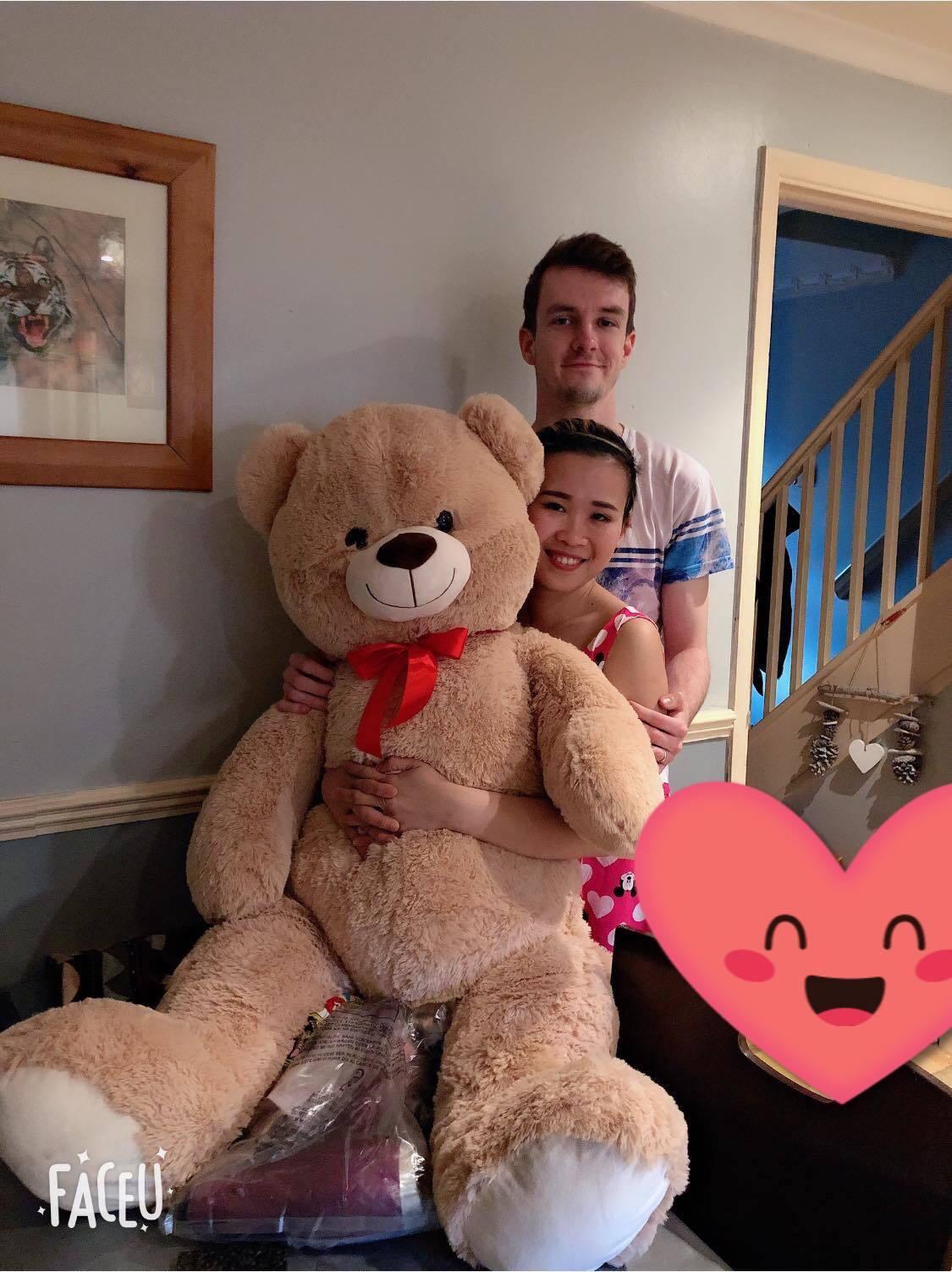 Tình yêu ngọt ngào của cô gái Đồng Nai và chàng trai người Anh Ảnh 2