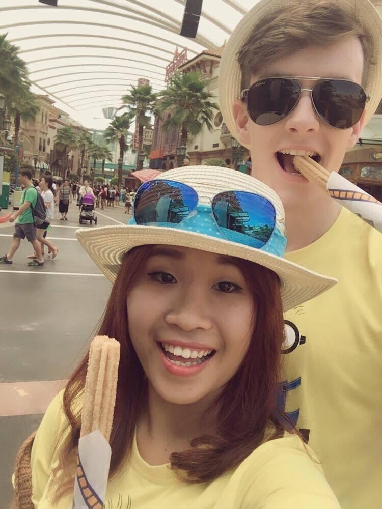 Tình yêu ngọt ngào của cô gái Đồng Nai và chàng trai người Anh Ảnh 3