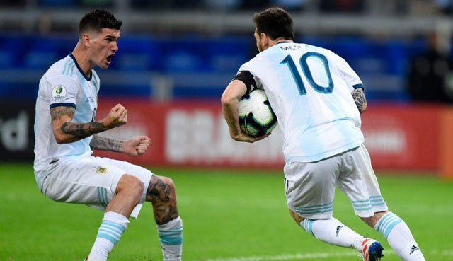 Kết quả trận Qatar vs Argentina, Copa America 2019 Ảnh 1