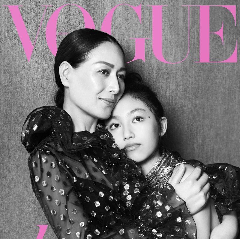 Nhan sắc con gái 'ông trùm phim xã hội đen Hong Kong' Nhậm Đạt Hoa Ảnh 8