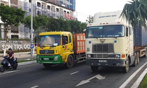 Đà Nẵng cấm xe tải, xe đầu kéo 4 ngày thi THPT quốc gia ảnh 1