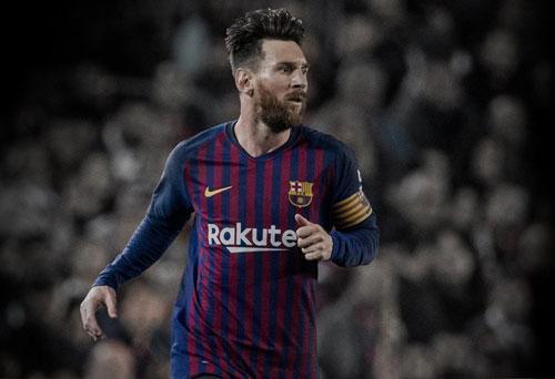 Van Gaal: 'Messi khiến Barca thất bại ở Champions League' Ảnh 1