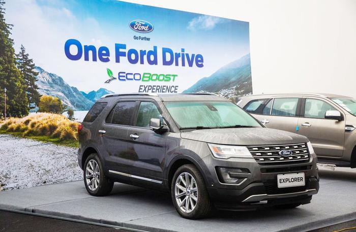 Ford Việt Nam triệu hồi SUV hạng sang Explorer do lỗi tay đòn Ảnh 1