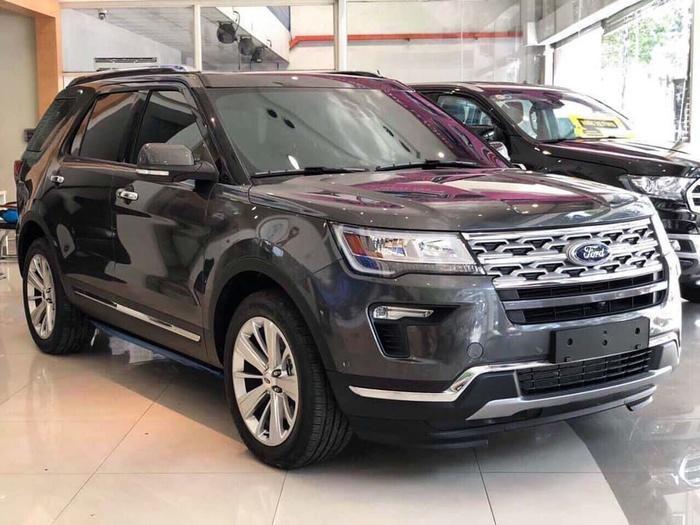 Ford Việt Nam triệu hồi SUV hạng sang Explorer do lỗi tay đòn Ảnh 2
