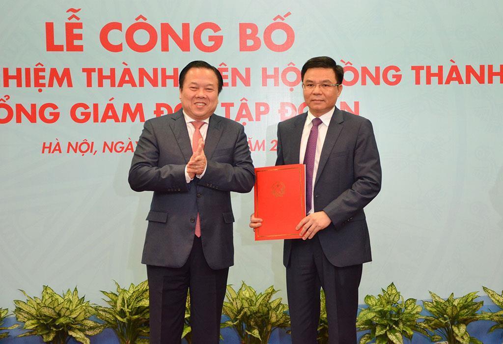 Tập đoàn Dầu khí Việt Nam có tổng giám đốc mới Ảnh 1