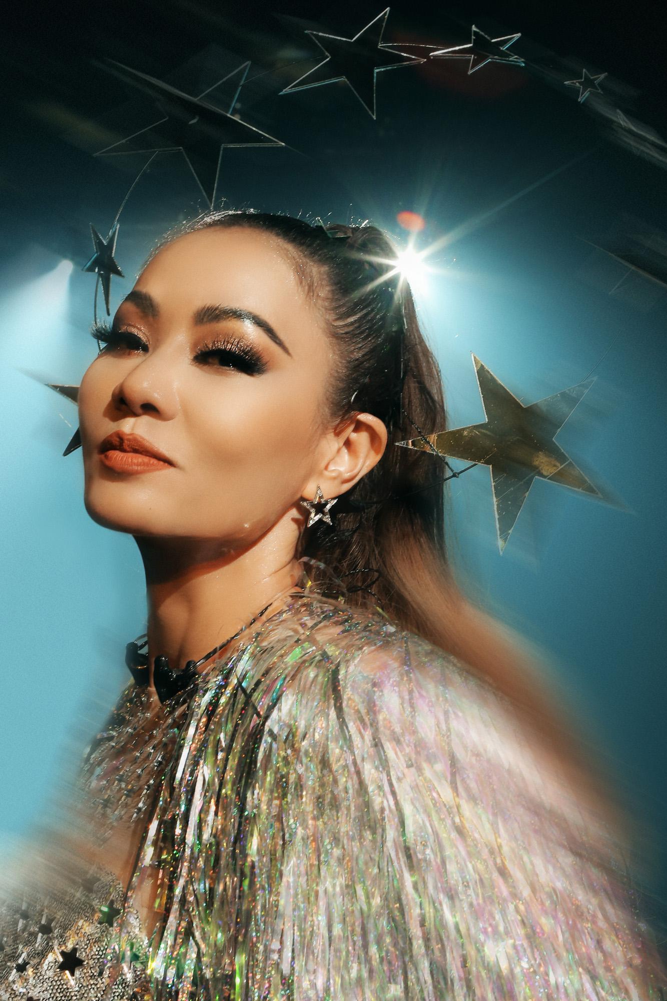 Bí ẩn các thiết kế lấp lánh của ca sĩ Thu Minh trong 'I AM DIVA' Ảnh 12