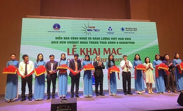Diễn đàn Công nghệ và Năng lượng Việt Nam 2019: Kết nối cung cầu Ảnh 1