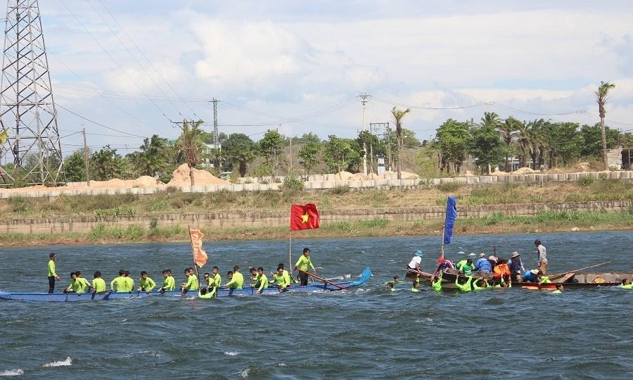 Chủ nhà Quảng Trị giành quán quân giải đua thuyền vô địch quốc gia Ảnh 12