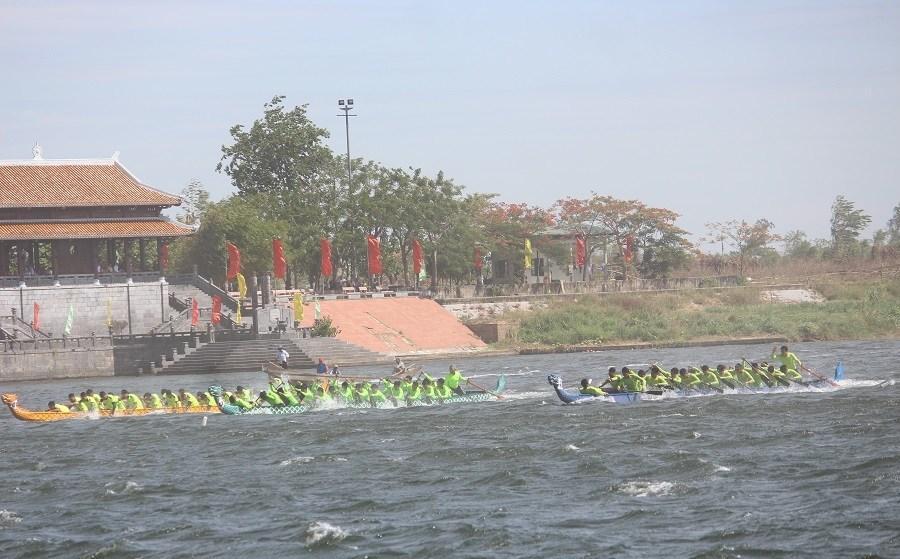 Chủ nhà Quảng Trị giành quán quân giải đua thuyền vô địch quốc gia Ảnh 10