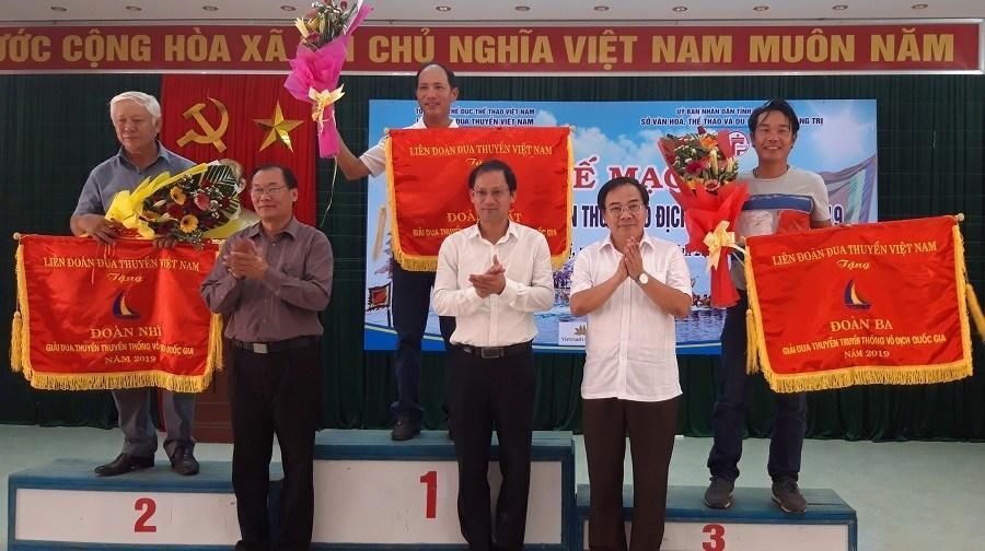 Chủ nhà Quảng Trị giành quán quân giải đua thuyền vô địch quốc gia Ảnh 3