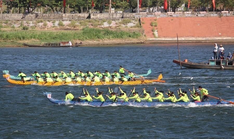 Chủ nhà Quảng Trị giành quán quân giải đua thuyền vô địch quốc gia Ảnh 4