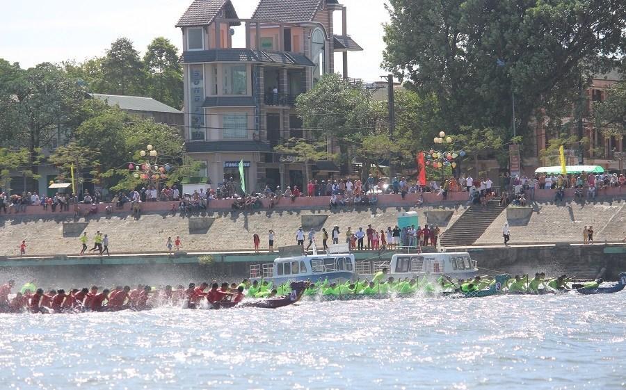 Chủ nhà Quảng Trị giành quán quân giải đua thuyền vô địch quốc gia Ảnh 8
