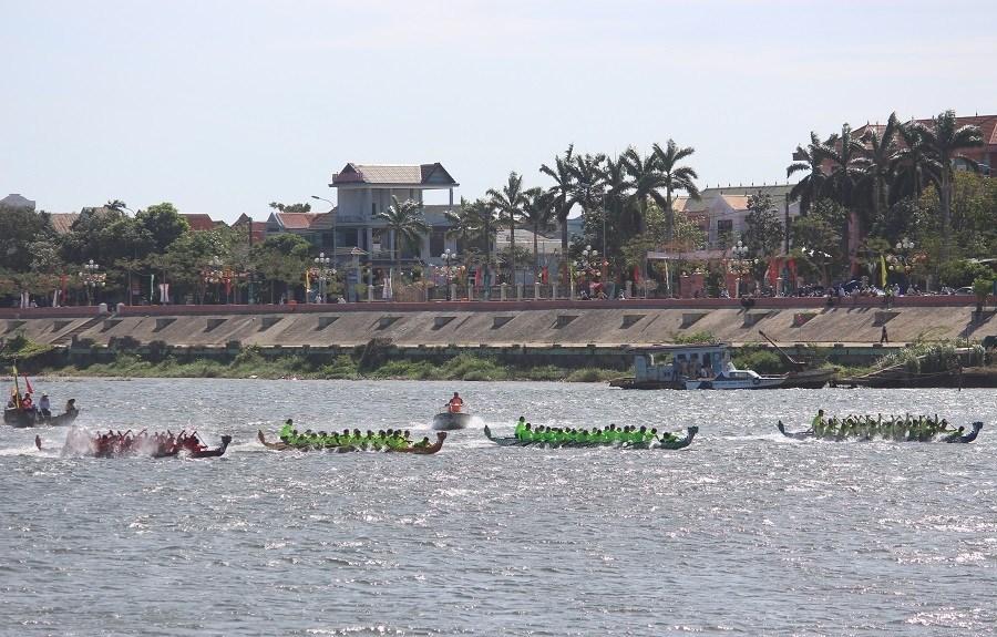 Chủ nhà Quảng Trị giành quán quân giải đua thuyền vô địch quốc gia Ảnh 7