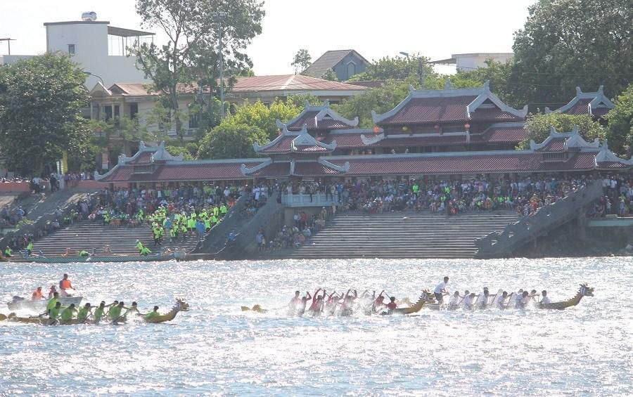 Chủ nhà Quảng Trị giành quán quân giải đua thuyền vô địch quốc gia Ảnh 6