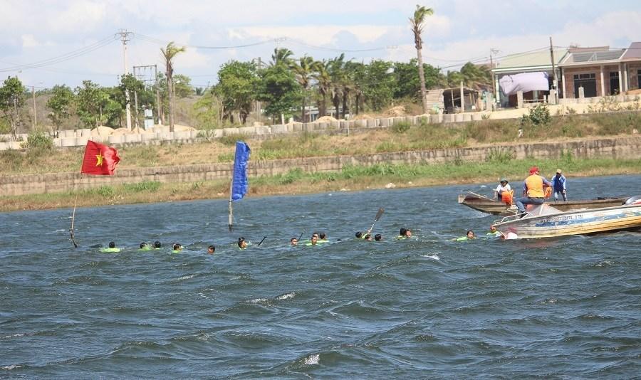Chủ nhà Quảng Trị giành quán quân giải đua thuyền vô địch quốc gia Ảnh 2