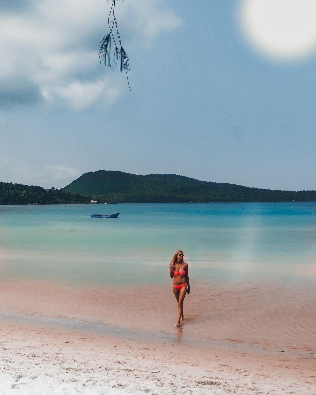 Tới Campuchia, lạc lối giữa thiên đường biển đẹp ngỡ Maldives Ảnh 15