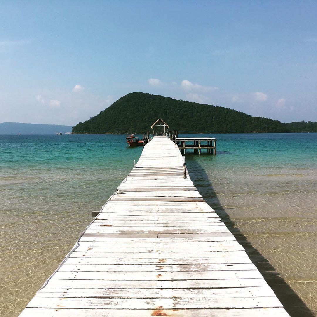 Tới Campuchia, lạc lối giữa thiên đường biển đẹp ngỡ Maldives Ảnh 4