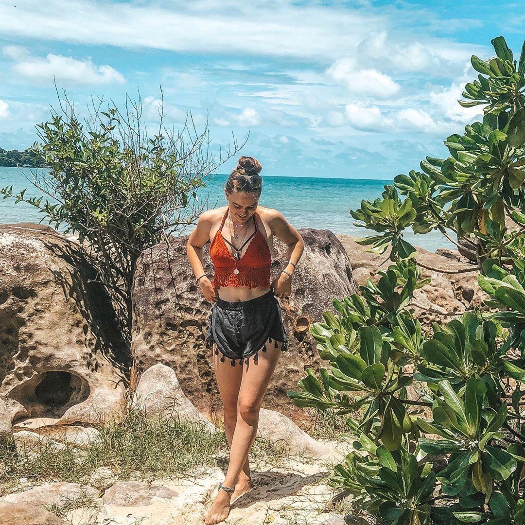 Tới Campuchia, lạc lối giữa thiên đường biển đẹp ngỡ Maldives Ảnh 8