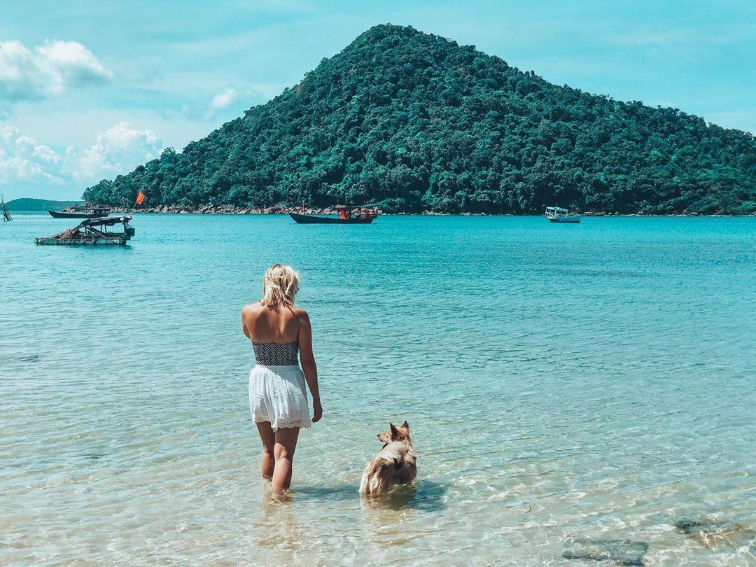 Tới Campuchia, lạc lối giữa thiên đường biển đẹp ngỡ Maldives Ảnh 12