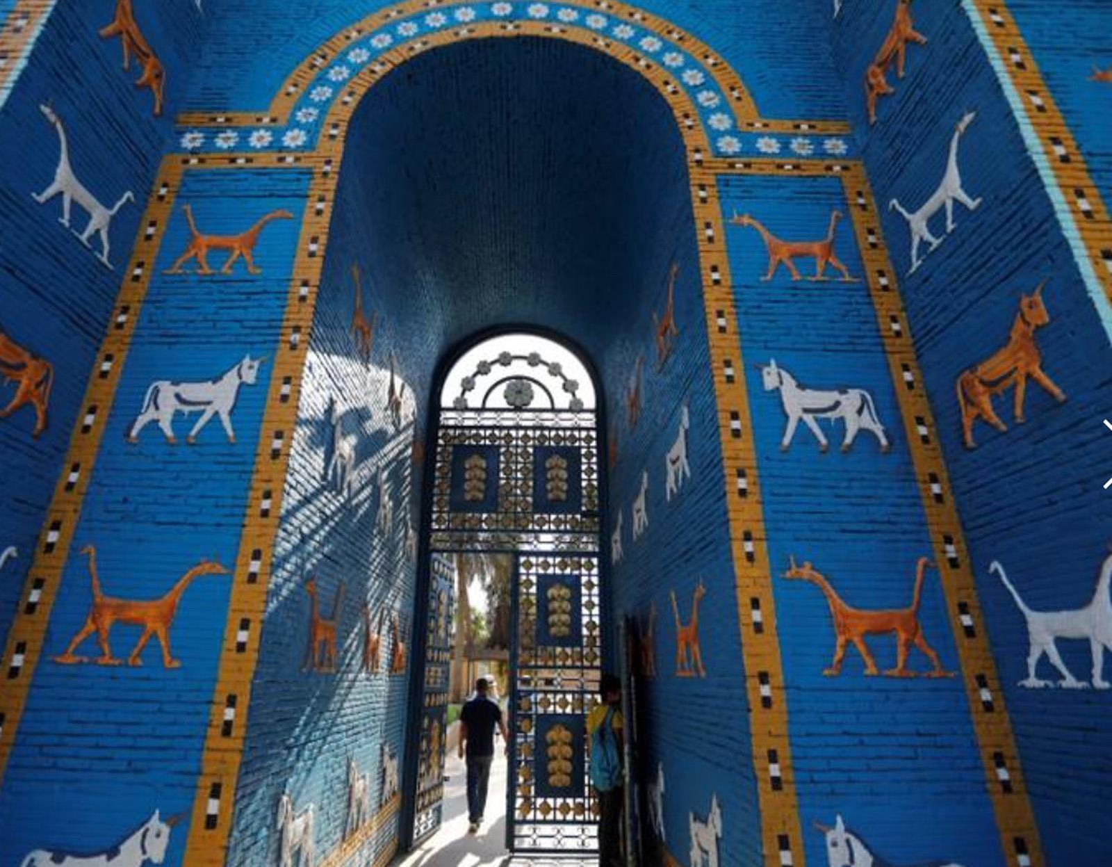 Thành phố Babylon vào di sản UNESCO Ảnh 1