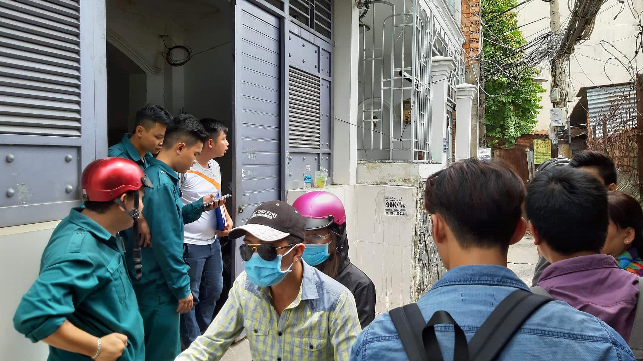 Xác định được nghi can vụ nữ sinh 19 tuổi bị sát hại ở Sài Gòn Ảnh 2