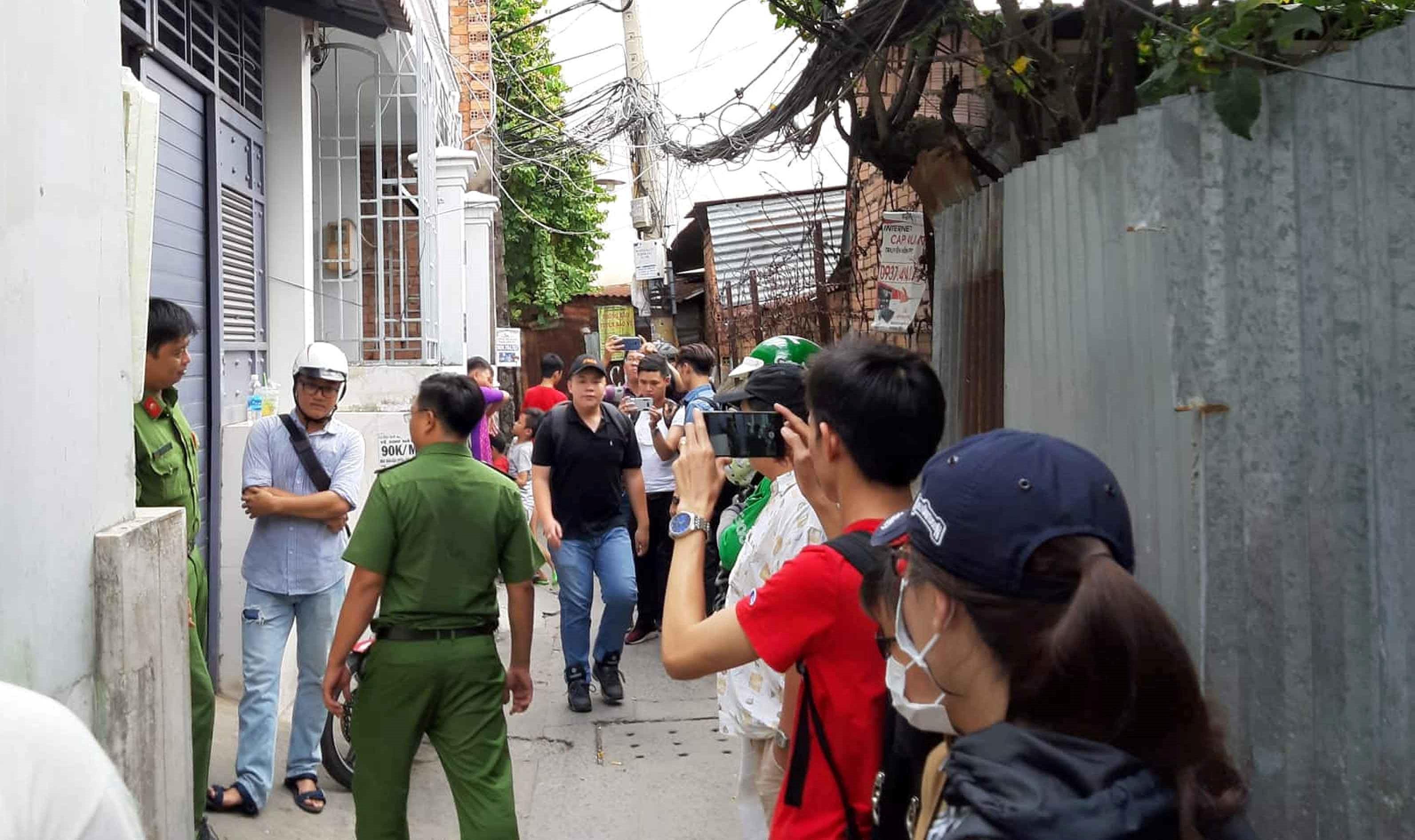 Xác định được nghi can vụ nữ sinh 19 tuổi bị sát hại ở Sài Gòn Ảnh 3