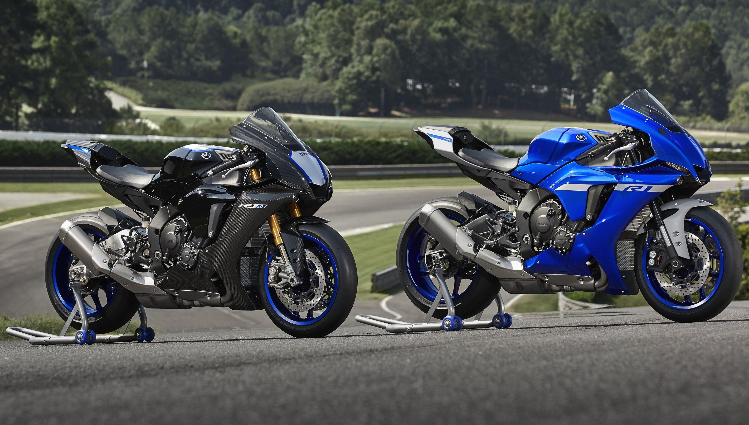 Yamaha YZF-R1 2020 chính thức lộ diện, giống hệt R6 Ảnh 1