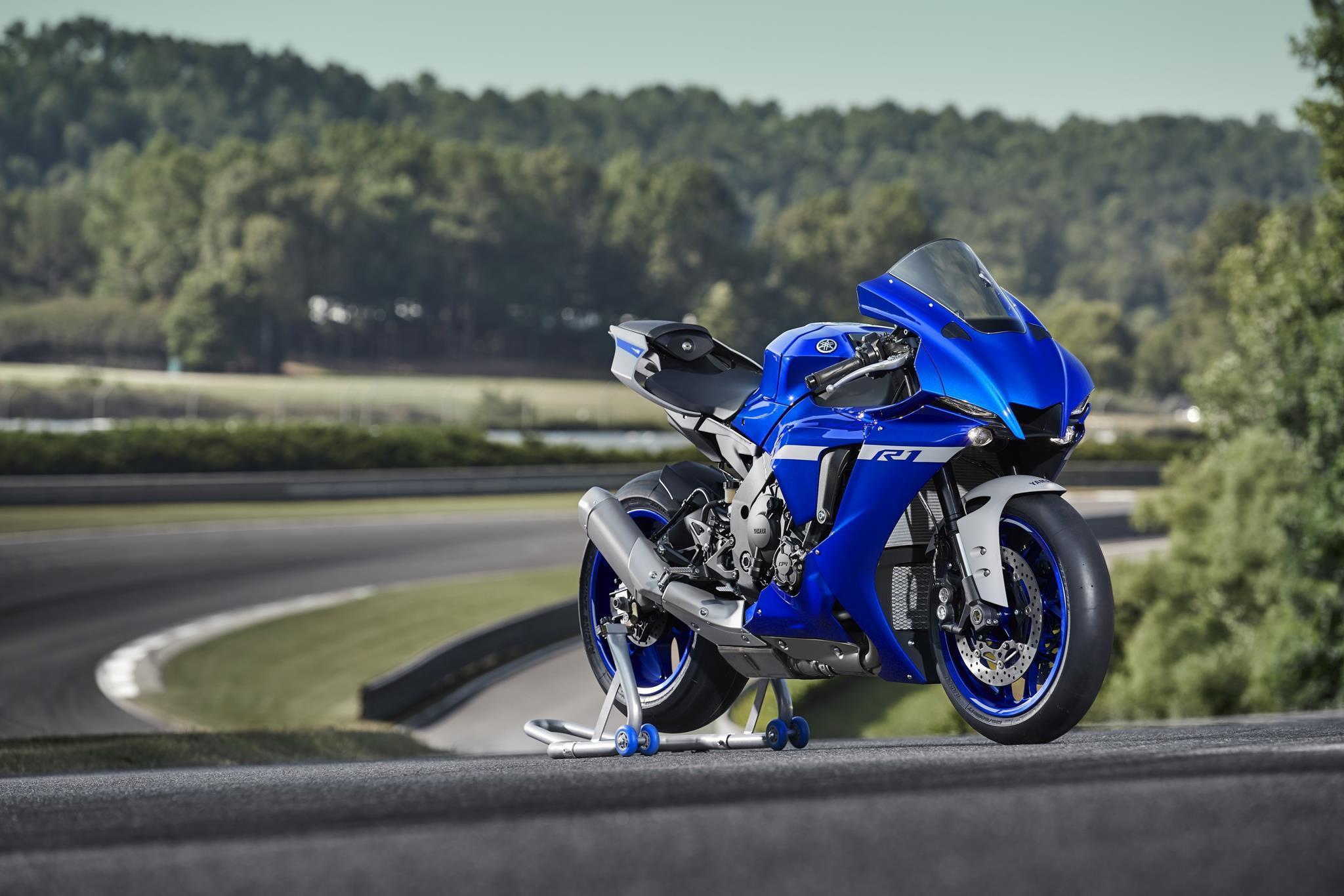 Yamaha YZF-R1 2020 chính thức lộ diện, giống hệt R6 Ảnh 2