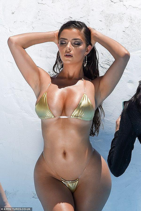 Bỏng mắt ngắm mỹ nhân gợi cảm nhất thế giới - Hoa hậu Olivia Culpo khoe dáng nuột nà ở Miami Ảnh 5