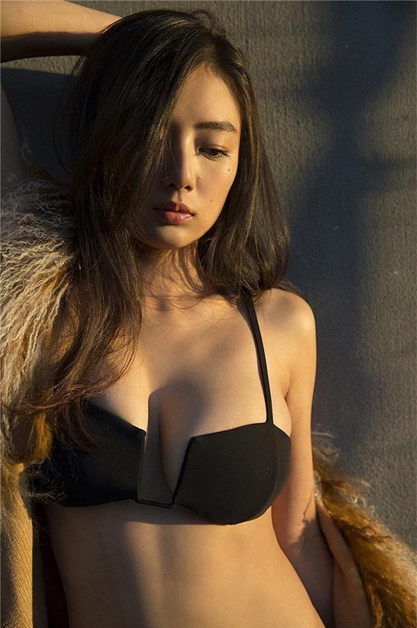 Chiêm ngưỡng đôi gò bồng đảo tuyệt đẹp của mỹ nhân sở hữu vòng một 'nóng bỏng' nhất Nhật Bản Ảnh 9