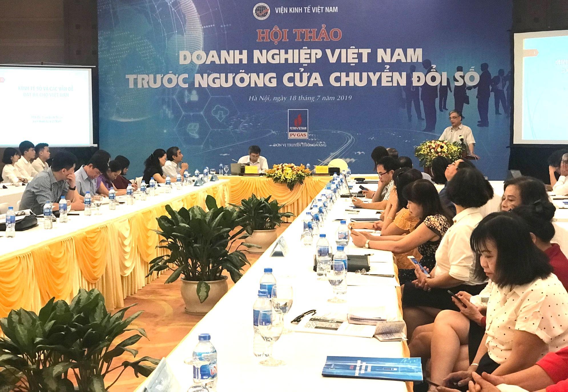 Doanh nghiệp Việt Nam trước ngưỡng cửa chuyển đổi số Ảnh 1