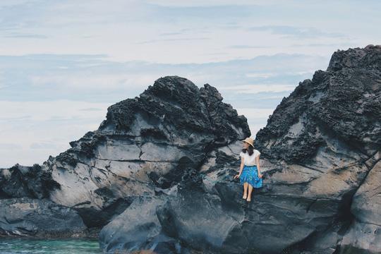 'Chết lịm' ở đảo Bé Ảnh 1