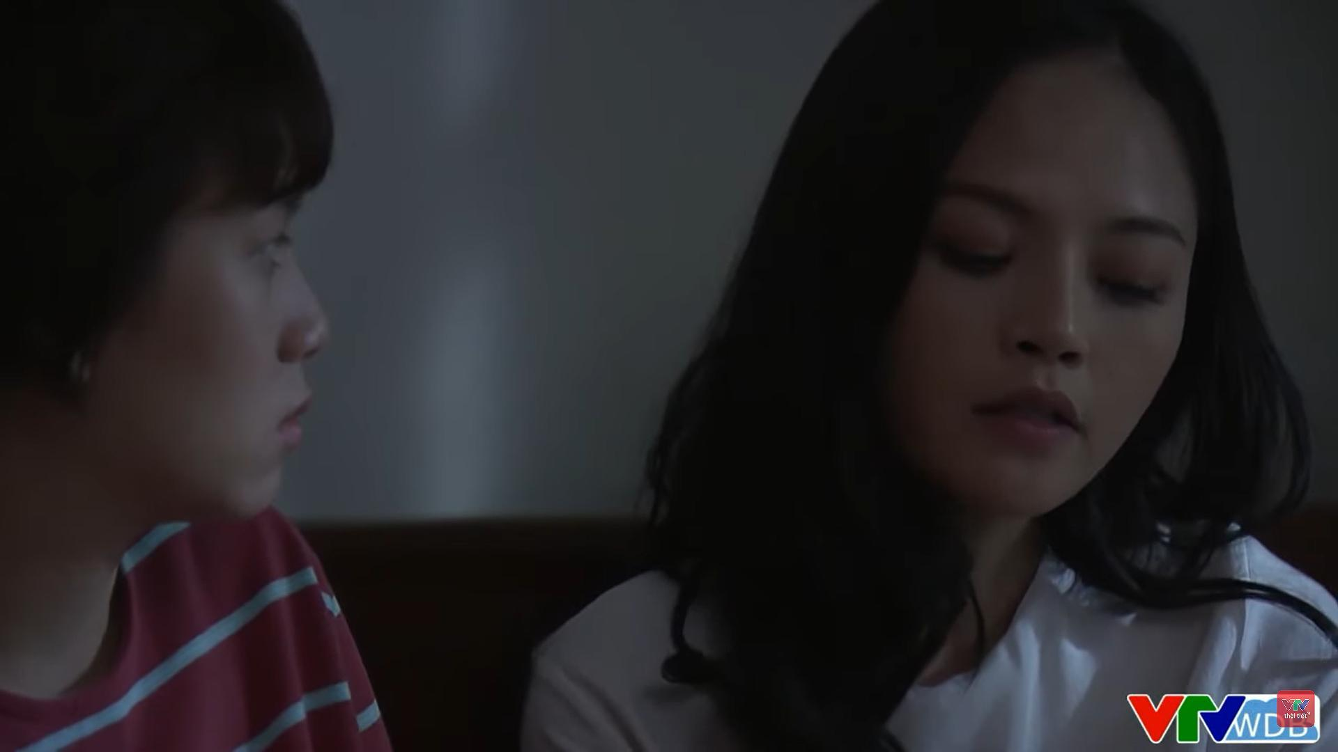Về nhà đi con tập 70: Ứa nước mắt cảnh ông Sơn bảo Anh Thư trở về nhà Ảnh 2