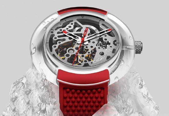 Xiaomi gây quỹ cho chiếc đồng hồ cơ T-series CIGA Design giá 72 USD Ảnh 1