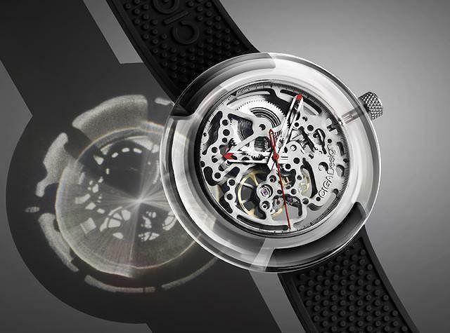 Xiaomi gây quỹ cho chiếc đồng hồ cơ T-series CIGA Design giá 72 USD Ảnh 2