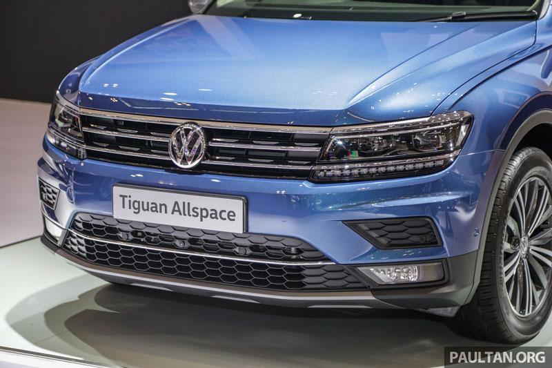 Volkswagen Tiguan Allspace 2019 trình làng ở Indonesia, giá gần 900 triệu Ảnh 2