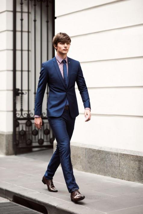Mặc suit nên phối giày tây như thế nào? Ảnh 6