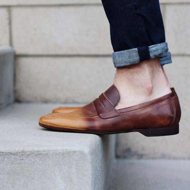 Mặc suit nên phối giày tây như thế nào? Ảnh 7