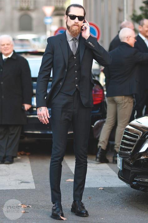 Mặc suit nên phối giày tây như thế nào? Ảnh 2