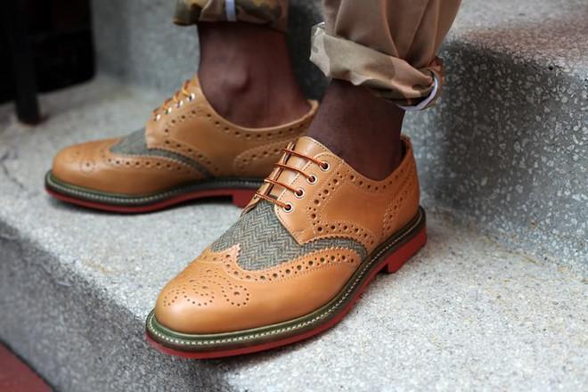 Mặc suit nên phối giày tây như thế nào? Ảnh 5