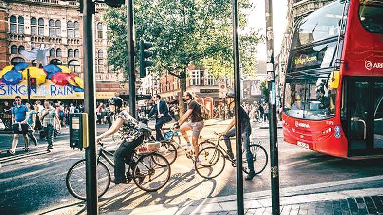 Người dân New Zealand yêu xe đạp Ảnh 1