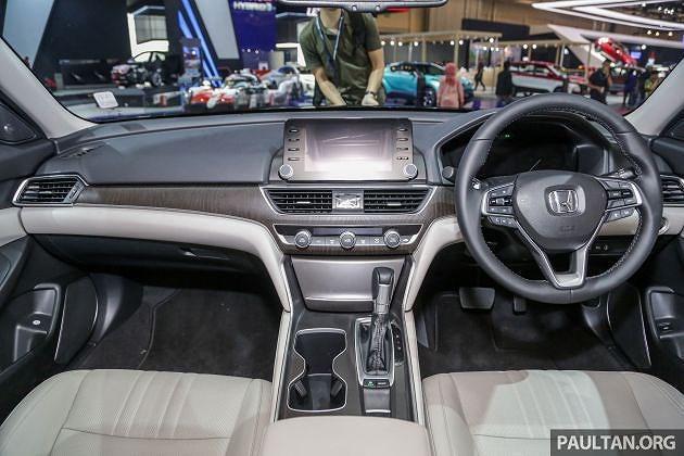 Cận cảnh Honda Accord 2019 đang trình làng tại Indonesia Ảnh 4