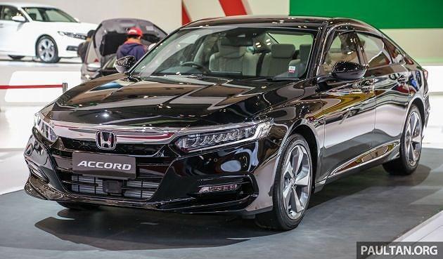 Cận cảnh Honda Accord 2019 đang trình làng tại Indonesia Ảnh 1