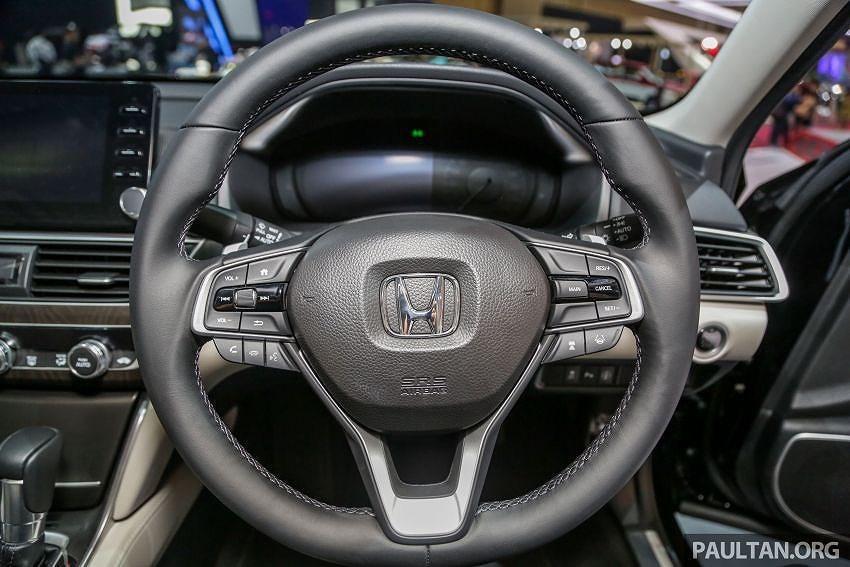 Cận cảnh Honda Accord 2019 đang trình làng tại Indonesia Ảnh 6