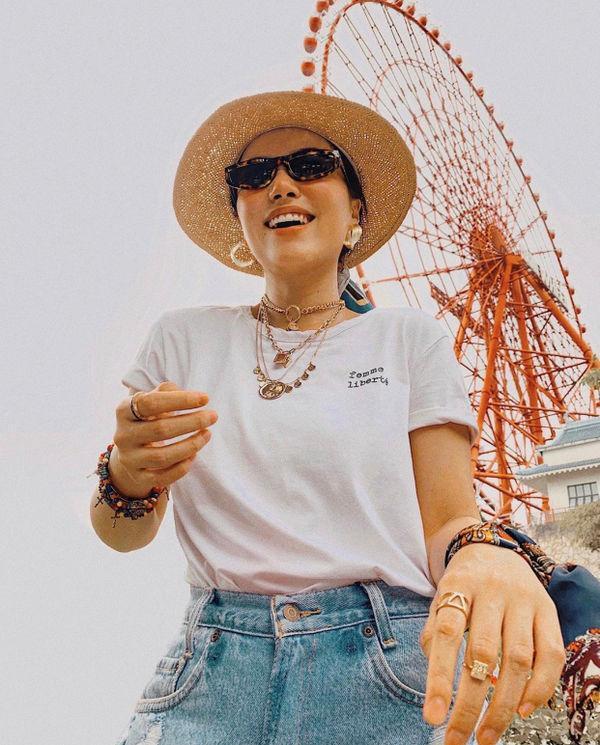 Necklace - đeo nhiều vòng bỗng thành trend của sao Việt, hot nhất phải là H'hen Niê Ảnh 4