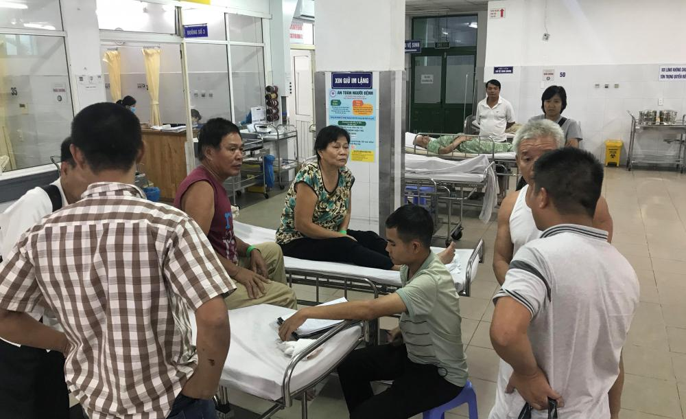 Xe khách giường nằm tông liên hoàn ở Đà Nẵng: Sức khỏe các nạn nhân giờ ra sao? Ảnh 1