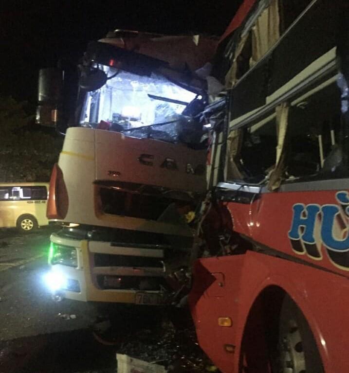 Xe khách giường nằm tông liên hoàn ở Đà Nẵng: Sức khỏe các nạn nhân giờ ra sao? Ảnh 3